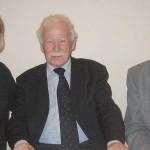 2006: Dr. Helmig besøger Hadsten Rotary Rotary Klub og Inner Wheel