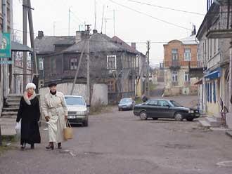 Bygninger i Kupiskis
