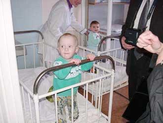 Børnehjemmet i Kupiskis