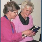 2007: Karen Jespersen besøger Hadsten Rotary Klub og Inner Wheel