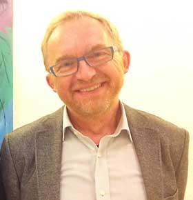 Vejrguden Jesper Theilgaard gæster Hadsten Rotary Klub