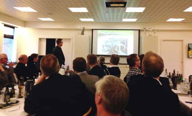 Kvægproduktion i Nicuracua - Filantropi eller forretning - af Anders Georg Christensen, Hadsten Rotary Klub