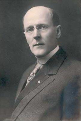 Paul Harris - grundlægger af Rotary