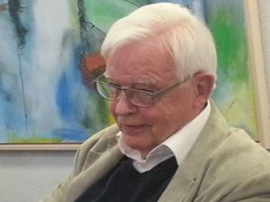 Per Dahl - Maler, kunstner og storvildtæger, besøger Hadsten Rotary Klub