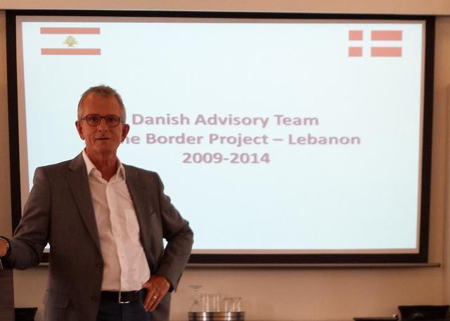 Politiinspektør Allan Lund gæster Hadsten Rotary Klub