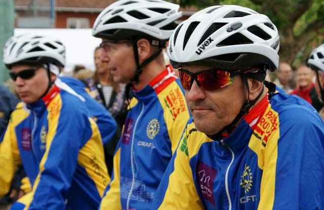 Team Rotary Favrskov ruller for 3. år i træk