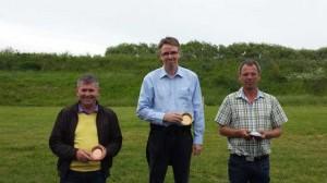 Tillykke til vinderne hos amatørerne - Hadsten Rotary Klub